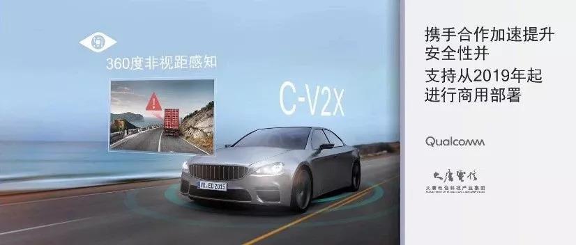 C-V2X技术已成熟,在未来汽车行业的转型中起重要作用