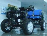 鲁棒控制器在四轮独立转向电动汽车上的应用