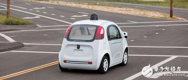 谷歌无人驾驶来袭 正式宣战