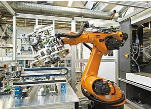 中国的机器人需求已大幅跃进,预计到2025年国产...