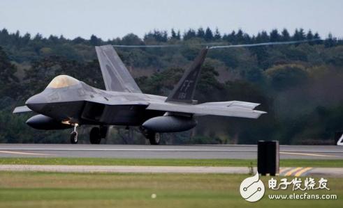 美日共同研发新一代F-22战机,或将开放F-22...