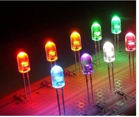LED发光二极管正向电压如何计算 详解发光二极管...
