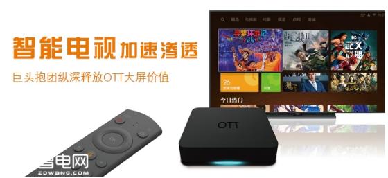 科技改变人们的生活,智能电视正在加速渗透家庭的日...