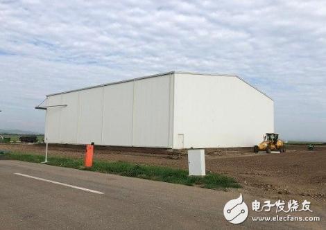 美国空军在Campia Turzii建造机库,将...