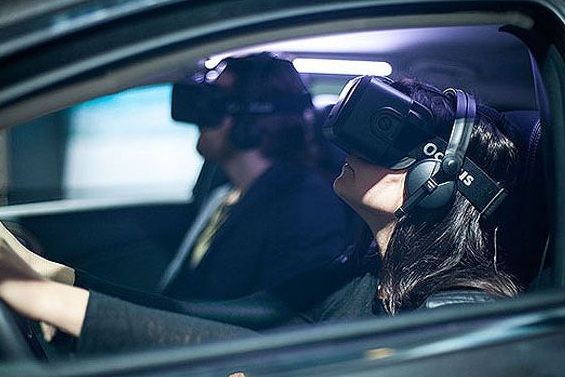 马自达与购物中心公司Intu合作,带来VR驾驶体...