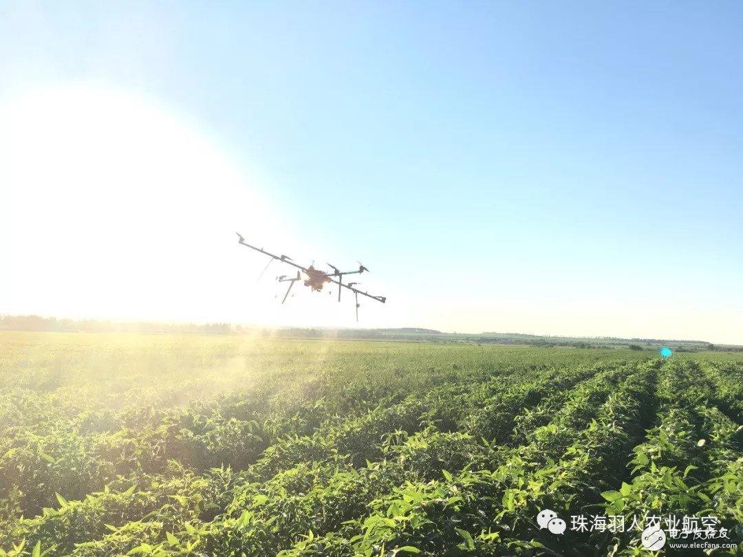 在植保无人机飞行时气象将会带来什么影响?