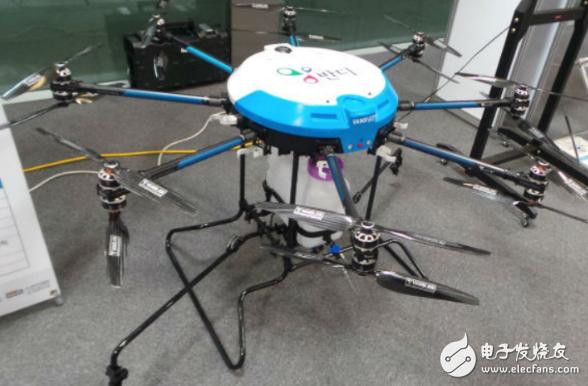 韩国无人机企业Meta Robotics努力进入中国农业无人机市场