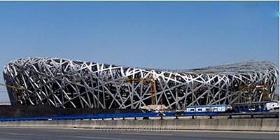 介绍PLC和触摸屏在国家体育场鸟巢中应用龙8国际娱乐网站