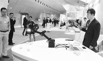 """卡內基梅隆大學利用3D打印技術創造出""""紙質機器人..."""