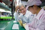 富士康郑州工业园区生产了全球50%的iPhone...