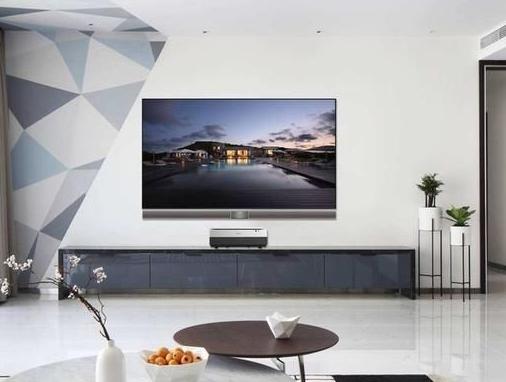 大尺寸电视成用户重要考虑的方向,激光电视逐渐成为...