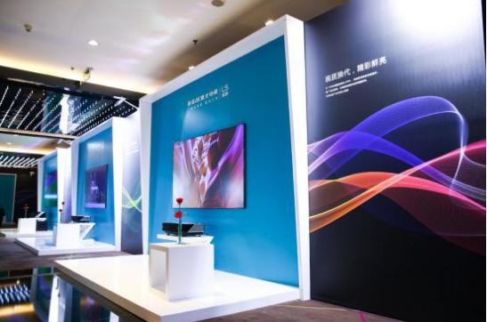 海信4K激光电视L5:性能领先,突袭大屏市场