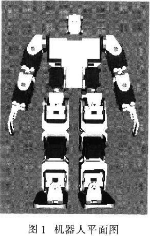 关于双足机器人的设计与研究