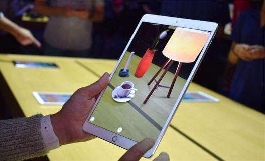 全新iPad支持Apple Pencil與AR功...