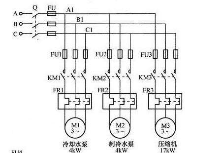 水冷式中央空调原理图 水冷中央空调的优缺点