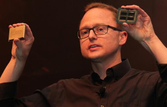 AMD高级副总裁宣布辞职 将担任莱迪思半导体CEO