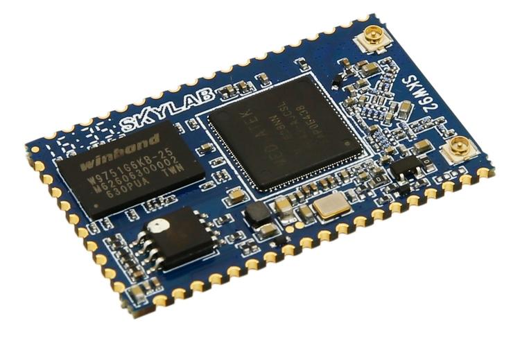 支持802.11K和802.11R协议的WiFi模块,了解一下