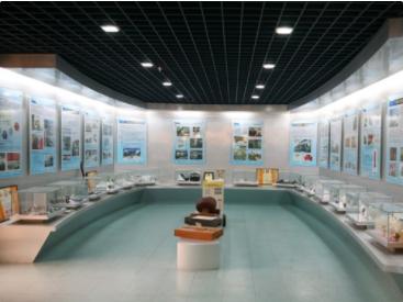 传统展览展示与智慧4K企业展厅解决方案的区别在哪...