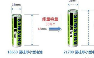 為何特斯拉會棄用18650改用21700鋰電池呢...