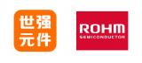 世強與Rohm合作,將負責Rohm在中國的全線產...