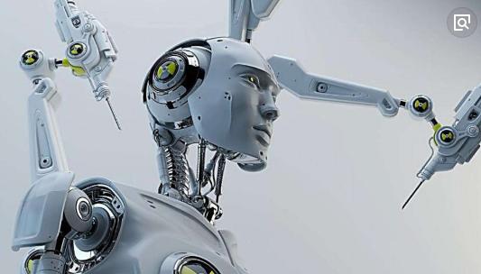 """国内首款健康陪护机器人""""三宝"""",会卖萌、会提醒吃..."""