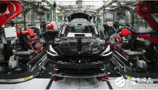 特斯拉的工廠到底怎樣?有能力實現周產8K輛Mod...