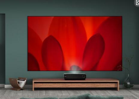 海信新品位居暢銷總榜第4,激光電視市場迎來全面爆...