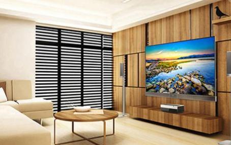激光電視零售量同比增長123.1%,最早布局的海...