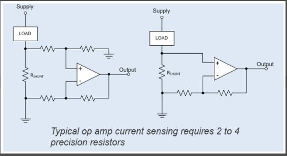 浅谈电流消耗和压降的电流检测方案