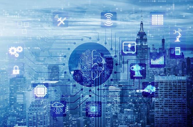 拉斯维加斯利用机器学习等人工智能技术来实现城市I...