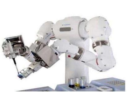 盘点机器人常用的三种电机