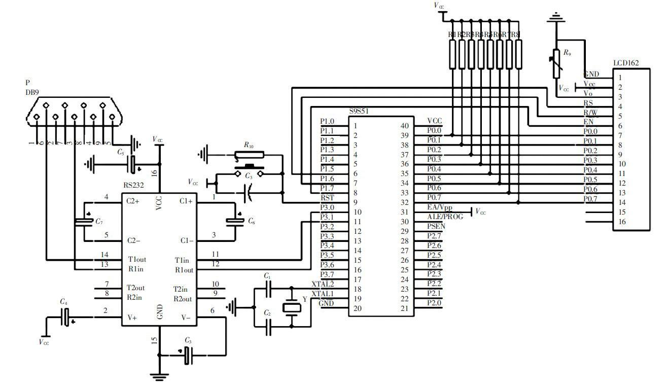 基于AT89S51液晶显示系统的设计步骤介绍