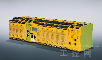 Pilz為可配置控制系統增加了一款新型基礎單元P...