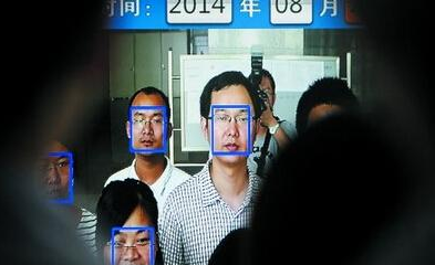 当前中国人脸识别技术居世界第一梯队,安全便捷识别度高