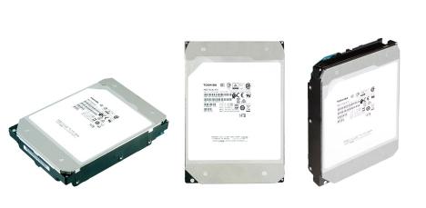東芝推出全新的企業級14TB和12TB充氦封裝S...