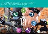 Maxim宣布推出MAX17262单电池和MAX...