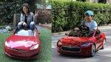 马斯克要开发一款坐下一个成年人的迷你特斯拉电动车