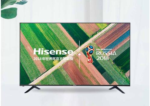 海信电视借势世界杯在海外市场成功取得佳绩