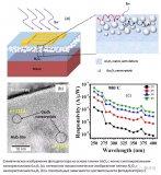 研究如何利用离子注入合成纳米晶体实现日盲紫外探测...