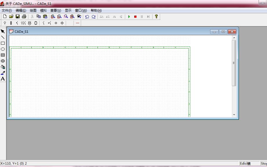 CADe_SIMU电气绘图软件工具应用程序免费下载