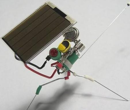 美国DARPA支持研发微型机器人,用于救灾或在高风险环境执行任务