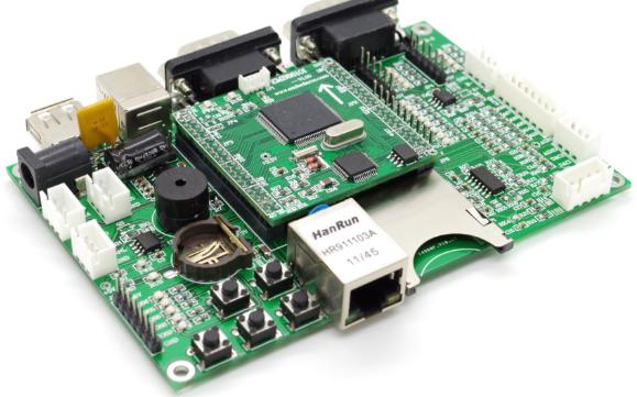 STM32 USART应用实例的详细资料合集免费下载