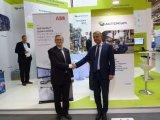 ABB与阿克泰姆签署全球合作协议,将带来自动化与...