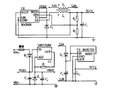 如何設計兩線制變送器微功率隔離電源?