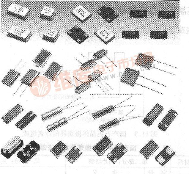 石英晶体振荡器的分类与常用的检测方法介绍