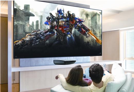 海信凭借激光电视赢得市场,用技术创新领跑行业