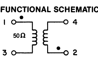 FP-512脉冲变压器的详细资料和数据手册免费下载