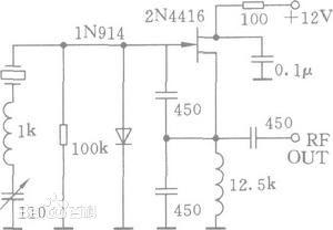 两个电容接在晶振旁边有什么作用?