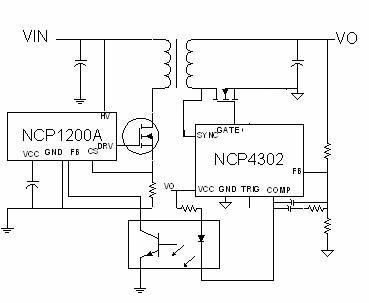 NCP4302反激式次级同步整流控制器有哪些性能...