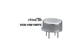 VCO-108和108TC額定運行參數的詳細資料免費下載